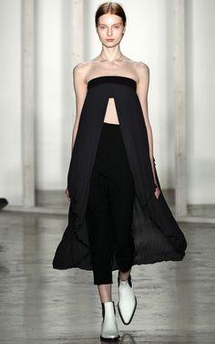 Pantalon con vestido