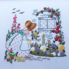 Irresistible Embroidery Patterns, Designs and Ideas. Awe Inspiring Irresistible Embroidery Patterns, Designs and Ideas. Embroidery Hearts, Hungarian Embroidery, Embroidery Flowers Pattern, Embroidery Transfers, Hand Embroidery Stitches, Vintage Embroidery, Ribbon Embroidery, Cross Stitch Embroidery, Embroidery Designs