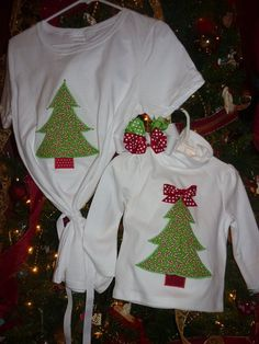 I could do this.  Now....if I only had a little girl to wear a matching one with me!  HUMMM maybe one day!