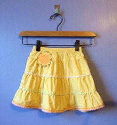 Check out this listing I found on Kidizen: Ric Rac Summer Skirt