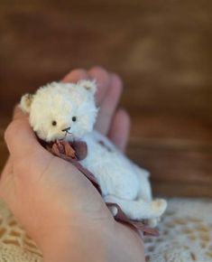 Polar Bear By Olya Isaenkova - Bear Pile
