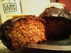 Συνταγές για διαβητικούς και δίαιτα: ΚΕΙΚ ΟΛΙΚΗΣ ΜΠΑΝΑΝΑ-ΣΟΚΟΛΑΤΑ ΧΩΡΙΣ ΖΑΧΑΡΗ!! Stevia Recipes, Healthy Recipes, Bread Cake, Healthy Nutrition, Banana Bread, Healthy Living, Muffin, Food And Drink, Sweets
