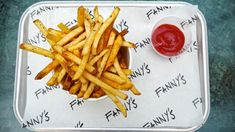 Persian Fries from Fanny's Kebabs