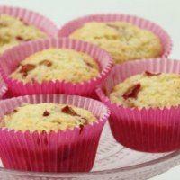 Rabarbramuffins - My Little Kitchen Little Kitchen, Muffins, Sweets, Baking, Breakfast, Link, Food, Morning Coffee, Muffin