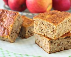 Vegan Apple Cake Vegan apple cake, this is a delicious, egg-less and dairy free cake. Apple Vegan Cake is easy and basic. Vegan Apple Cake, Apple Cake Recipes, Vegan Cake, Dessert Recipes, Food Cakes, Recipe Patch, Walnut Cake, Spice Cake, Spiced Apples