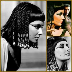 Elizabeth Taylor Cleopatra, Angels, Beautiful, Fashion, Moda, Fashion Styles, Angel, Fashion Illustrations, Angelfish