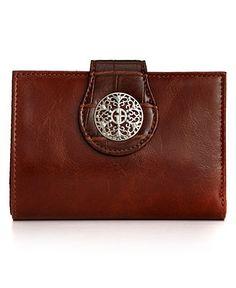 Giani Bernini Handbag, Vintage Filligree Framed Indexer Wallet - Giani Bernini - Handbags & Accessories - Macy's