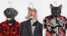 Animal Clothes Hanger  – $12