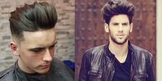 Μοδάτοι άνδρες με υπέροχο στυλ στα μαλλιά τους!