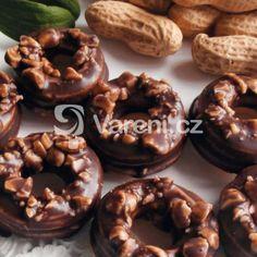Fotografie receptu: Nugátové kroužky Doughnut, Christmas Cookies, Nutella, Food And Drink, Blog, Xmas Cookies, Christmas Crack, Christmas Biscuits, Blogging