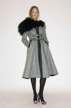 Zac Posen Pre-Fall 2008 Collection Photos - Vogue