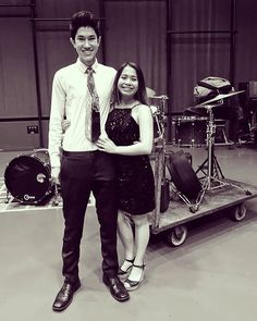 06/23/17: One of my final performances at UCSD with the girl who supported me at practically every show ❤️ PC: Kamau Kenyatta . . . . #girlfriend #bestfriend #couple #concert #recital #music #musician #drums #drummer #singer #ucsandiego #ucsd #sandiego #sd #lajolla #california #ca #2017 #lajollalocals #sandiegoconnection #sdlocals - posted by Garrett Sigler  https://www.instagram.com/garrett_sig_. See more post on La Jolla at http://LaJollaLocals.com