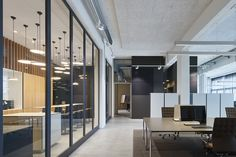 bw LIVE office by Studio Alexander Fehre Munich  Germany