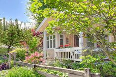 Kvale Hytte Cottage at Conover Commons Pocket Community 006