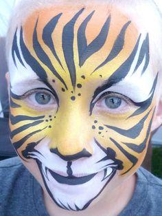Denise Cold || Boy tiger :)
