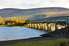 Blessington Bridge in Wicklow #Ireland crossing the Pollophuca Reservoir. @Failte_Ireland