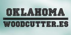 Oklahoma Font | dafont.com