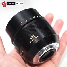 Panasonic Leica DG Nocticron: The Leica DG Nocticron 42.5mm/F1.2 achieves the fastest F1.2 for a Micro Four Thirds interchangeable lens, becoming the first large diameter, high performance NOCTICRON lens.