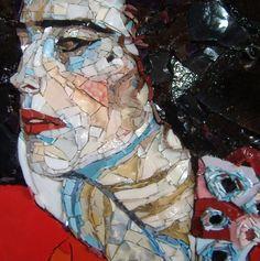 Mosaic Artist Iwona Lorenzini