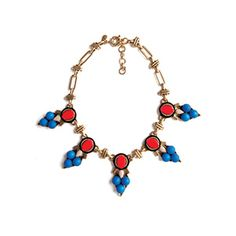 The bright statement necklace $148 / Collier 148 $