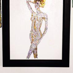Jane Frost by Octavious Sage January 2015 enjoy art & design at https://octavioussage.com