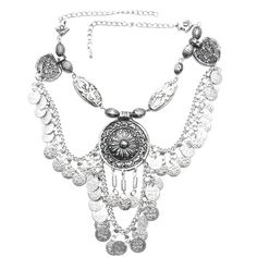 Now selling @child_of_wild  jewelry @salonbordeaux // MOON'S VENGEANCE INDIAN NECKLACE  ⫸⫸⫷ www.childofwild.com