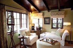 2012 Pasadena Showcase House, By John Byers: La Canada Flintridge-Sitting Area
