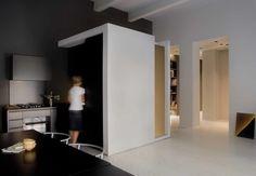 Marco Bernini, Barbara Corsico · VSF apartment · Architettura italiana