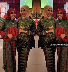 Baju batik jupri palembang