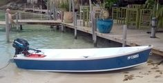 Perfect for the first time builder, this Fast Skiff plan will get you out into the water in no time. Get the plan with a fiberglass kit at Bateau. Building A Dock, Boat Building Plans, Canoe Plans, Boat Plans, Plywood Boat, Jon Boat, Aluminum Boat, Boat Stuff, Boat Design