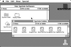Mac System 1.0 - Looking back at the Mac OS (pictures)