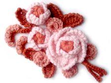 Bouquets free pattern