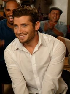 Julian Morris. He's so dreamy. Has a Hugh Jackman vibe about him.