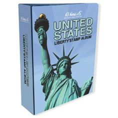 Harris USA Liberty Stamp Album Vol 1 1847-1994 with Pictures / Illustrations by H. E. Harris. $49.99. Includes United States Regular, Commemorative, Air Post, Official, and Federal Hunting Permit issues from years 1847 through 1994.. Illustrated for virtually every U.S. Stamp, plus Confederate and Hunting Permit Issues. Includes extensive stamp history.