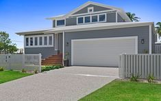 Exterior with Scyon Linea weatherboard