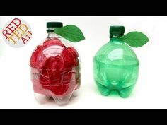 DIY Crafts Ideas: Plastic Bottles Miniature Teapot - Recycled Bottles Crafts How to Tutorial - YouTube
