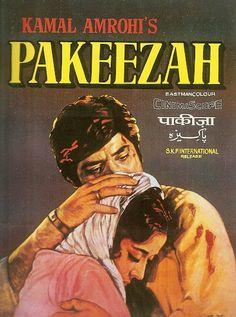 Pakeezah -Meena Kumari's last movie