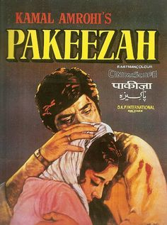 Pakeezah -Meena Kumari's last movie