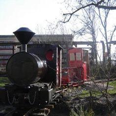 Kudy z nudy - Zahradní železnice v Chlumci nad Cidlinou