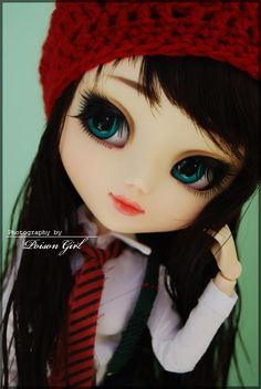My school is beautiful and I am the nicest Pretty Dolls, Beautiful Dolls, Blythe Dolls, Girl Dolls, Poison Girl, Barbie, Kawaii Doll, Gothic Dolls, Korean Art