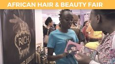 The beauty industry is one of the biggest in South Africa, there are hundreds formal and informal beauty salons all over Johannesburg catering for everything. Beauty Fair, African Hairstyles, Beauty Industry, Hair Beauty, Youtube, Youtubers, Youtube Movies, Cute Hair