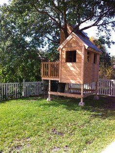 Treehouse - DIY