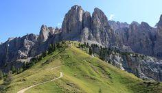 Sella Mountain Group - Val Gardena - Dolomites, Italy