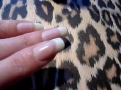 How to GROW NAILS FASTER and STRONGER - might have to try