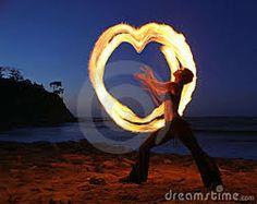 fire dancer on beach - Google Search