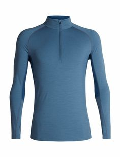 a9787456c2f BodyfitZONE™ 200 Zone Long Sleeve Half Zip - large