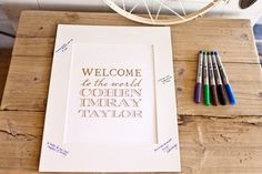 Library themed Baby Shower by Erin of Bustle via www.babyshowerideas4u.com #babyshowerideas4u