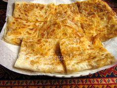 Cozinha Turca: Crepes Alla Turca (Gözleme)