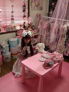 sweet room :3