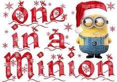 We hope your christmas is one in a minion Minion Christmas, Baby First Christmas Ornament, Babies First Christmas, Christmas Crafts, Alphabet Letters To Print, Graduation Ornament, Xmas Quotes, Funny Minion Memes, Snow Holidays